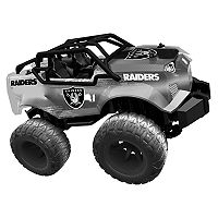 Oakland Raiders Remote Control Monster Truck