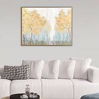 Artissimo Designs In The Forest I Canvas Wall Art