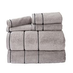Portsmouth Home Quick Dry 6-piece Bath Towel Set