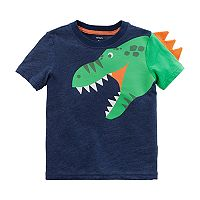 Toddler Boy Carter's 3D Dinosaur Spike Tee