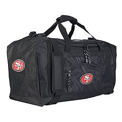 Northwest San Francisco 49ers Roadblock Duffel Bag
