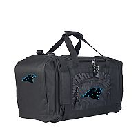 Northwest Carolina Panthers Roadblock Duffel Bag
