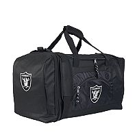 Northwest Oakland Raiders Roadblock Duffel Bag