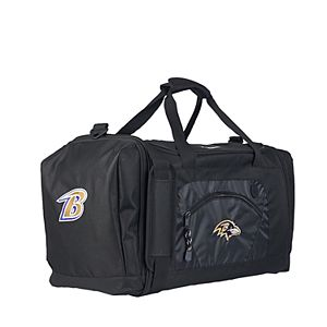 f28ddd468c07 Baltimore Ravens Wingman Duffel Bag by Northwest