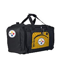 Northwest Pittsburgh Steelers Roadblock Duffel Bag