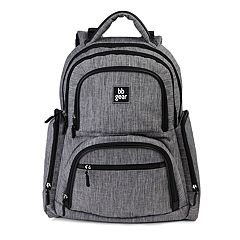 BB Gear by Baby Boom Places & Spaces Backpack Diaper Bag