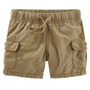 Baby Boy OshKosh B'gosh® Khaki Cargo Shorts