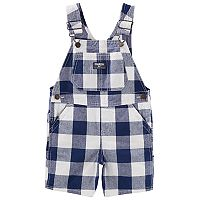 Baby Boy OshKosh B'gosh® Checker Shortalls