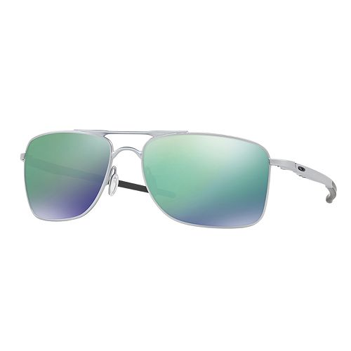 7e231ad32 Oakley Gauge 8 OO4124 62mm Rectangle Jade Iridium Mirror ...