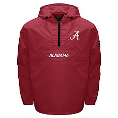 Men's Franchise Club Alabama Crimson Tide Swift Pullover Jacket