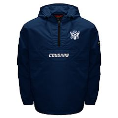 Men's Franchise Club BYU Cougars Swift Pullover Jacket