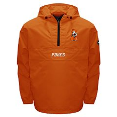 Men's Franchise Club Oklahoma State Cowboys Swift Pullover Jacket