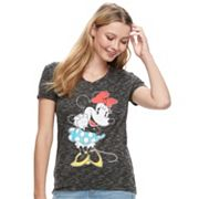 Disney's Minnie Mouse Juniors' Classic Graphic Tee