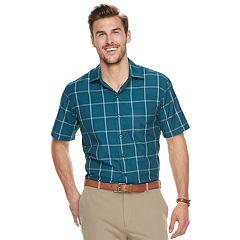 Big & Tall Van Heusen Air Classic-Fit Button-Down Shirt