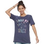 Juniors' 'I Need My Space' Graphic Tee