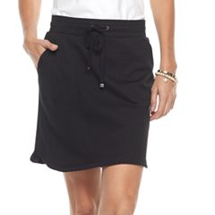 Petite Croft & Barrow® Knit Skort