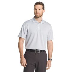 Big & Tall Van Heusen Air Classic-Fit Performance Polo