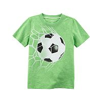 Toddler Boy Carter's Soccer Ball Graphic Tee