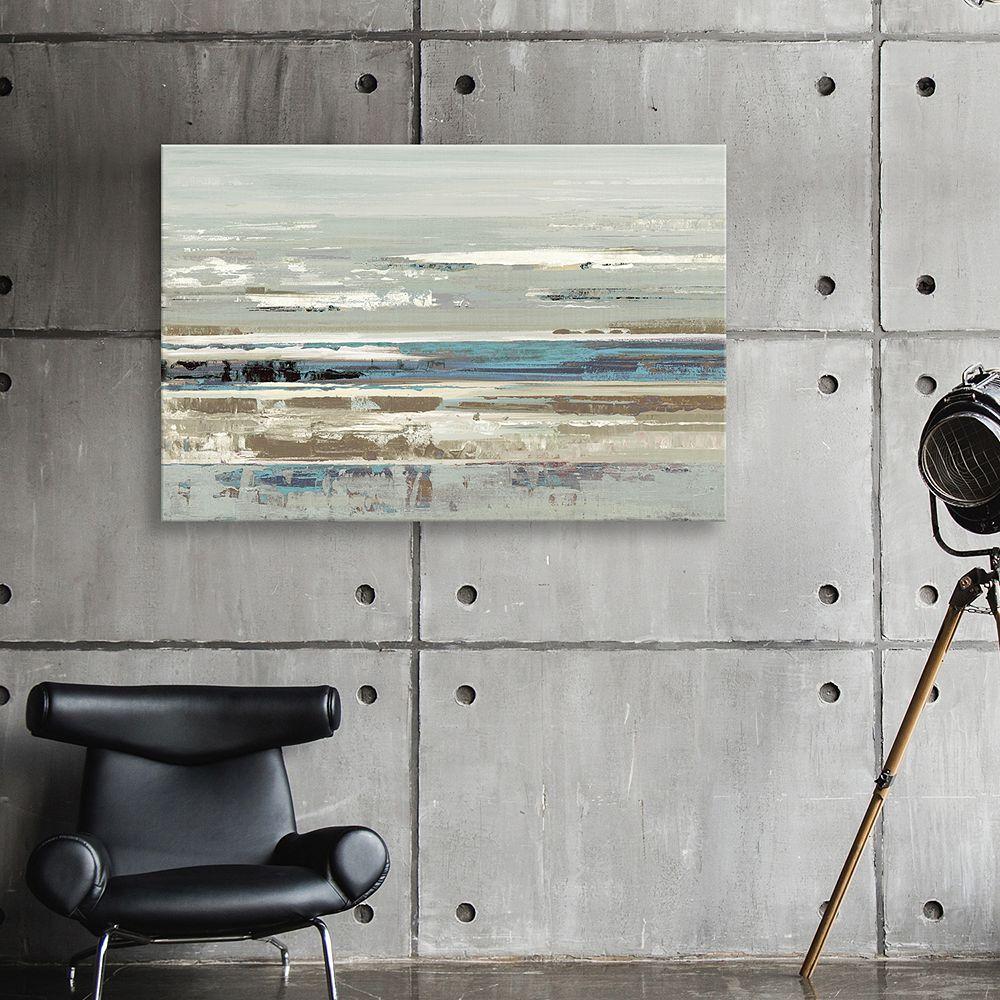 Artissimo Designs Eternal Horizon I Canvas Wall Art