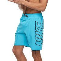 Men's Nike Logo Volley Swim Trunks