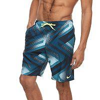 Men's Nike Black Volley Swim Trunks