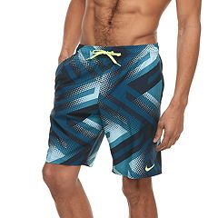 Men's Nike Black Volley Swim Trunks