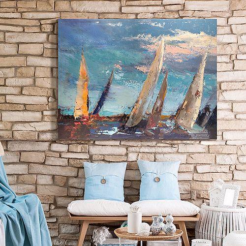 Artissimo Designs Magnificence Canvas Wall Art