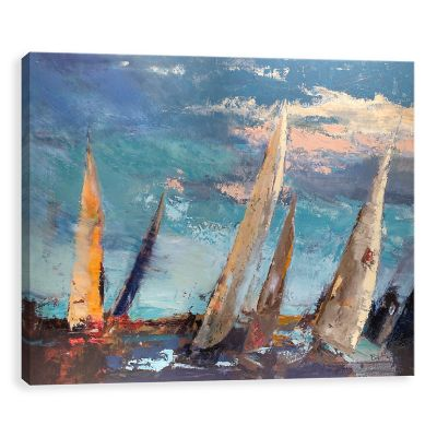 Artissimo Designs Magnificence Canvas Wall Art