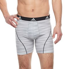 Men's adidas 2-pack climalite Performance Midway Boxer Briefs