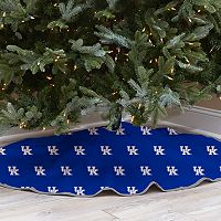 Kentucky Wildcats 52-Inch Christmas Tree Skirt