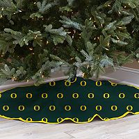 Oregon Ducks 52-Inch Christmas Tree Skirt