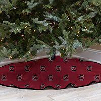 South Carolina Gamecocks 52-Inch Christmas Tree Skirt