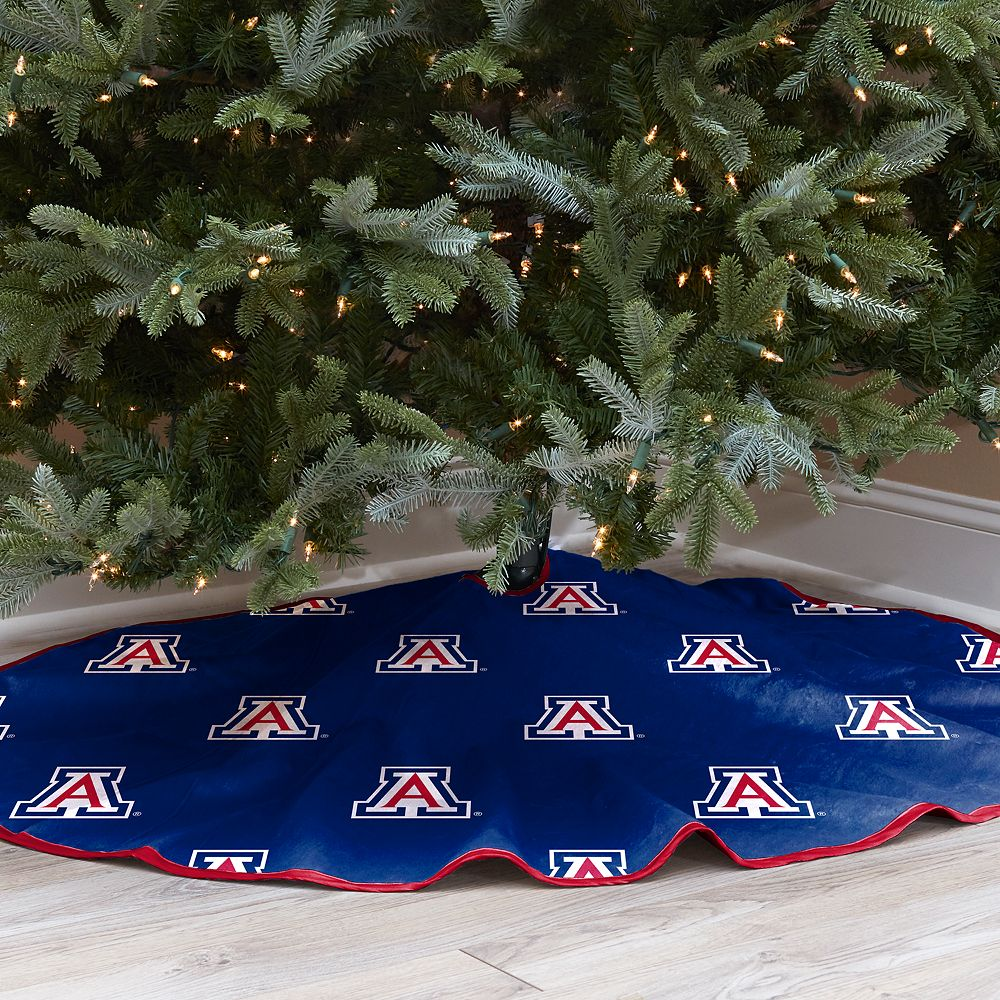 Arizona Wildcats 52-Inch Christmas Tree Skirt