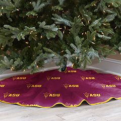 Arizona State Sun Devils 52-Inch Christmas Tree Skirt