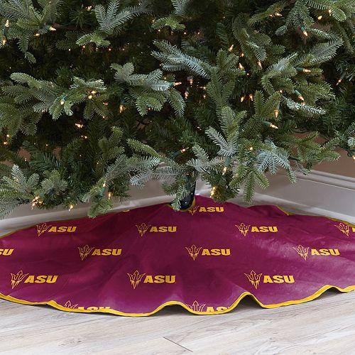 Arizona State Sun Devils 52-Inch Christmas Tree Skirt