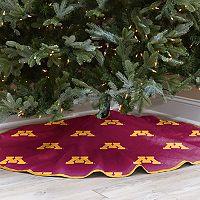 Minnesota Golden Gophers 52-Inch Christmas Tree Skirt