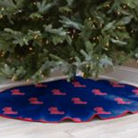 Ole Miss Rebels 52-Inch Christmas Tree Skirt