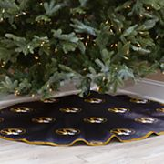 Missouri Tigers 52-Inch Christmas Tree Skirt
