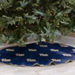 Pitt Panthers 52-Inch Christmas Tree Skirt