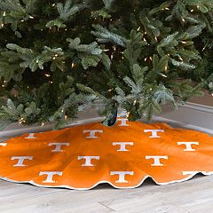 Tennessee Volunteers 52-Inch Christmas Tree Skirt