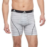 Men's adidas 2-pack climalite Performance Boxer Briefs
