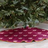 Virginia Tech Hokies 52-Inch Christmas Tree Skirt