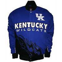 Men's Franchise Club Kentucky Wildcats Hot Route Twill Jacket