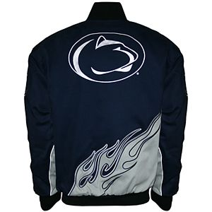 Men's Franchise Club Penn State Nittany Lions Hot Route Twill Jacket