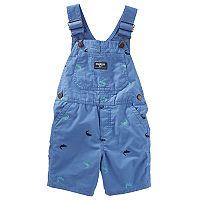 Baby Boy OshKosh B'gosh® Alligator Shortalls