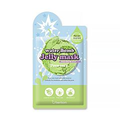 Berrisom Water Bomb Jelly Mask - Pore Care