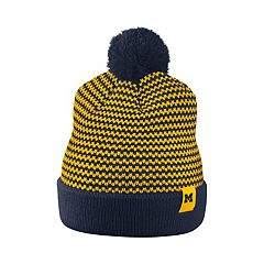 Women's Nike Michigan Wolverines Beanie