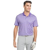 Men's IZOD Ace Classic-Fit Striped Performance Golf Polo
