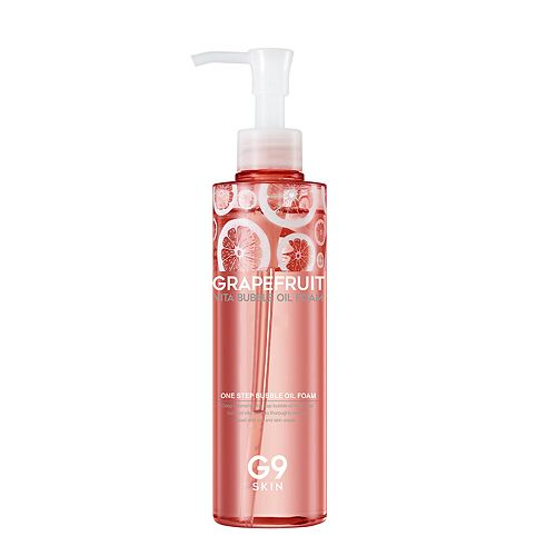 G9 Skin Vita Bubble Oil Foam Cleanser