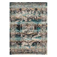 Safavieh Baldwin Cadence Framed Floral Rug